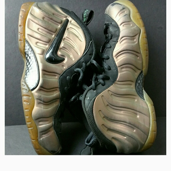 88ad0e50b4a NIKE FOAMPOSITE PRO GYM GREEN MEN S SHOES. M 5ab05c71a825a6401ea1e250